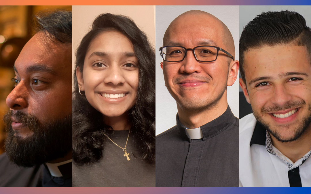 Meet the speakers for Our Living Hope