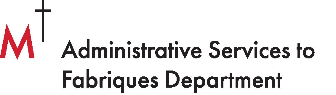 Services aux fabriques - Diocèse de Montréal